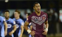 Israel Folau's Brother Quits Waratahs Not Long After Folau's Contract Was Torn Up