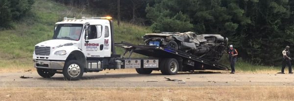 Mississippi Highway accident 2