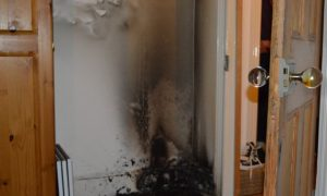 Can Glass Doorknobs Cause Fires?