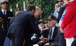 Trump Praises D-Day Veterans: 'You Are Among the Very Greatest Americans Who Will Ever Live'