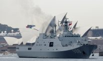 China Warships Leave Sydney After Surprise Visit 'Raises Hackles'