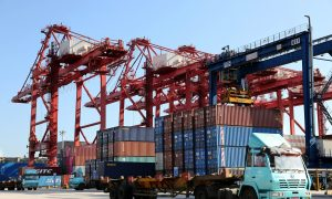 Container Shipping Industry in Crisis as China Demand Caves