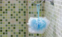 Your Shower Loofah Could Be Doing More Harm Than Good, Ditch It Right Away