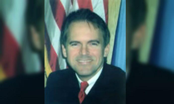 Former Oklahoma Sen. Jonathan Nichols. (Oklahoma Senate)