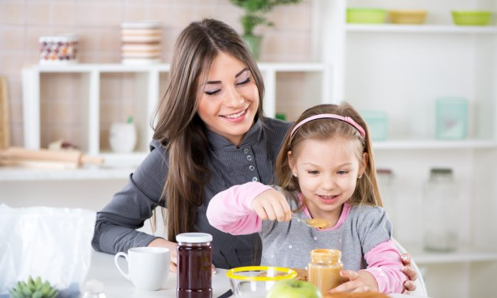 Children with peanut allergies can be treated to tolerate the food if therapy starts early, say researchers. (MilanMarkovic78/Shutterstock)