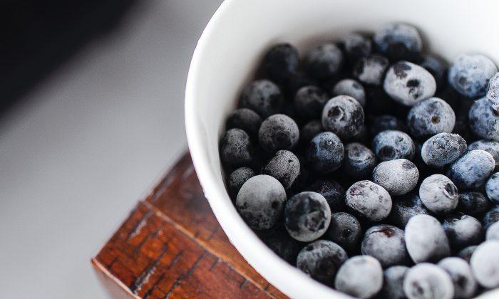 Frozen berries. (Danielle Macinnes/Unsplash)