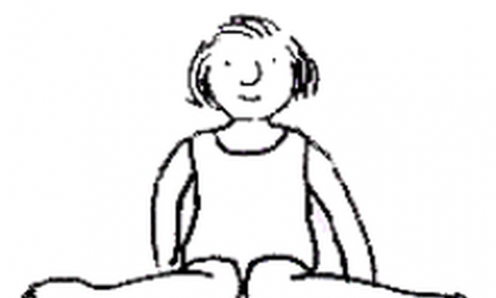 The W-sitting position (Chicago Pediatric Therapy and Wellness Center)