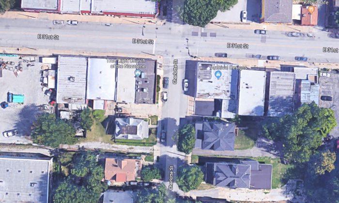 31st Charlotte Street in Kansas City. (Screenshot/Google Maps)