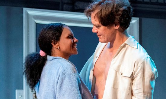 Theater Review: 'Frankie and Johnny in the Clair de Lune'