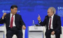 Putin Says He Will Watch as US-China Trade War Unfolds