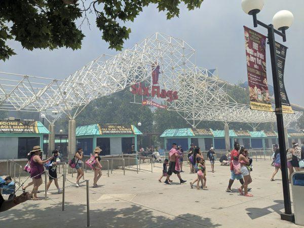 Six Flags 1