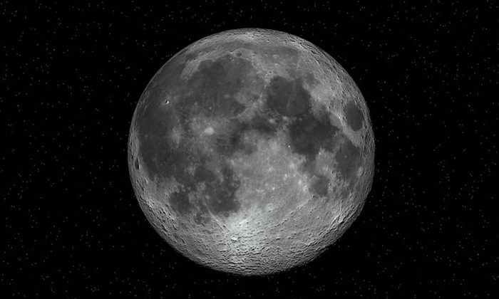 Stock image of the moon. (susan-lu4esm/Pixabay)
