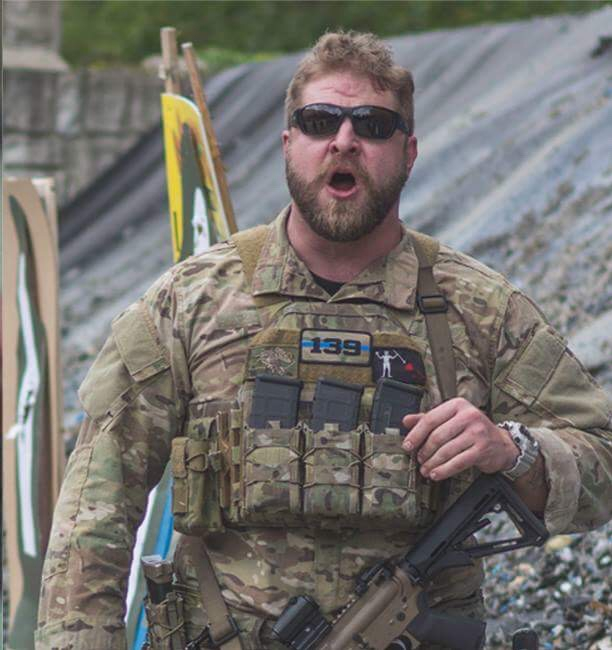 A Green Beret Shares His Story of Service and Healing