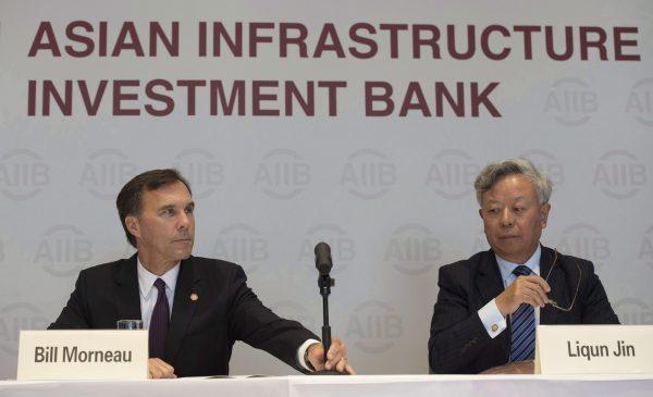 Morneau AIIB