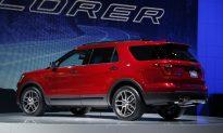 Ford Recalls 1.2 Million Explorer SUVs for Potential Steering Problem