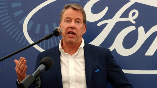 Ford Motor Co Chairman Bill Ford
