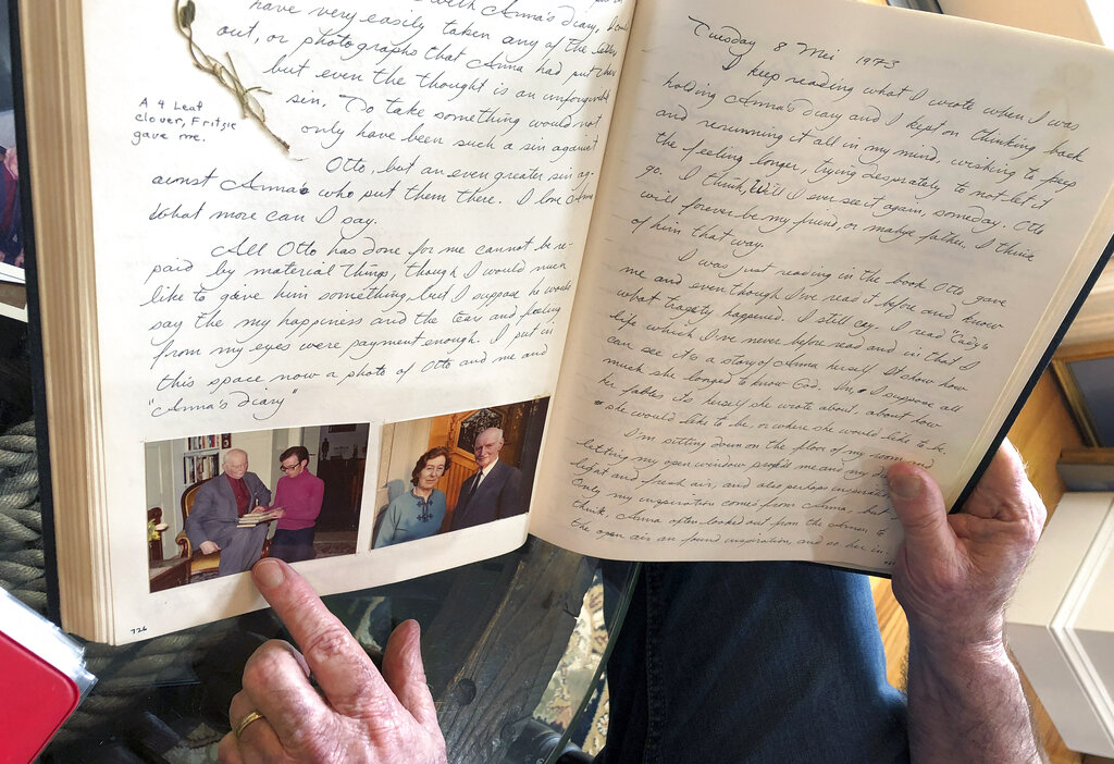 Anne Frank Letters