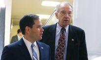 Grassley, Rubio Want IG Probe of U.S. Genomics Firms Linked to China