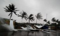 300,000 Evacuated in India as Hurricane-Strength Tropical Cyclone Vayu Approaches