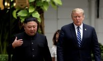 Trump Invites Kim Jong Un to Meet Him at Korean Border