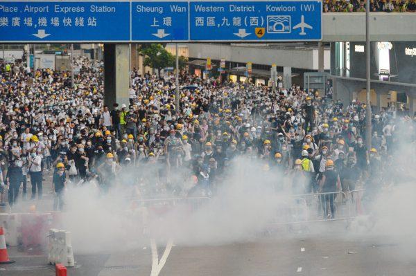 hong kong extradition bill protest june 12