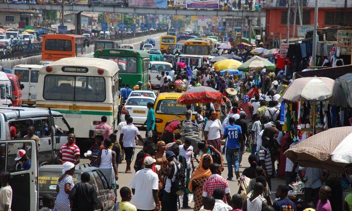 A stock photo of Ghana (Piaxabay)