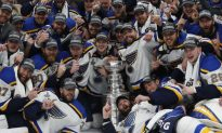 Blues Dump Bruins to Win Stanley Cup After Agonizing 52-year Wait