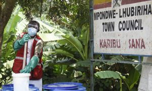 Second Ugandan Patient Dies of Ebola, Health Official Says