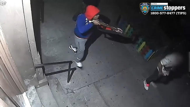 New York resident Winston McKay was struck and killed by a stray bullet fired from a rifle wielded by an unidentified gunman in New York on June 10, 2019. (NYPD)