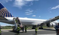 All Flights Stopped: Plane Skids Off Runway at Newark Airport