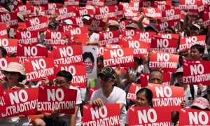 Hong Kong Opposition to Extradition Bill Grows