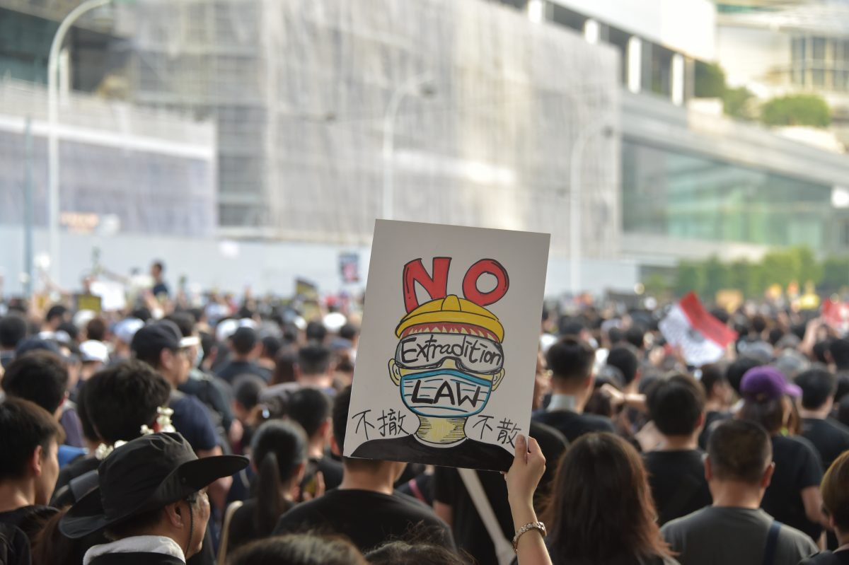 no extradition law hong kong