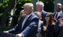 President Trump Ridicules Low Attendance at Impeachment Rallies