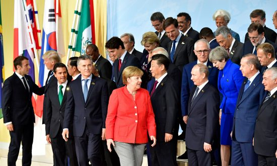 The G-20 Summit, Global Justice, and the Rise of Childless Leaders