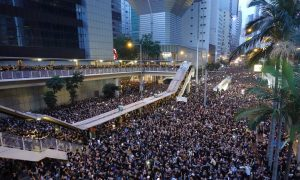 Hong Kong Protests Show People No Longer Fear the Chinese Communist Party