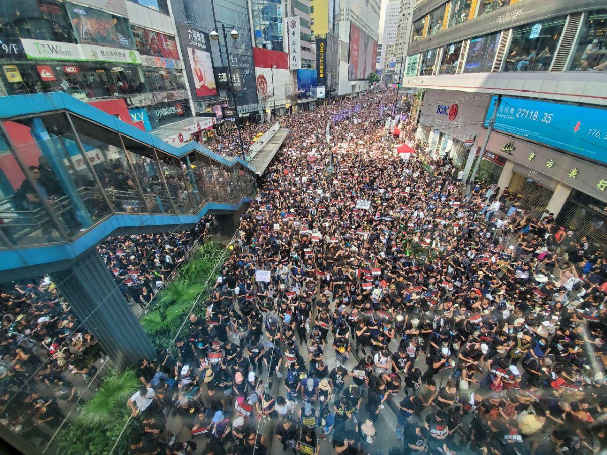 Hong Kong Security Laws May Not Be Retroactive, China Says