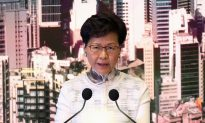 Hong Kong Leader's Departure Seen as Mere Matter of Time