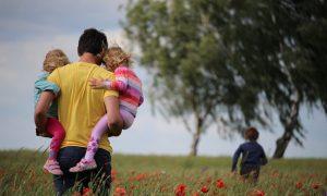 'Hey, Dad! We Need You!': On Fatherhood and Family
