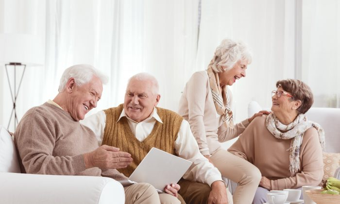 Our self perception and daily habits can have a significant impact on how well we age. (Photographee.eu/Shutterstock)