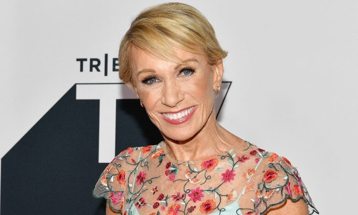 Barbara Corcoran in New York on Sept. 23, 2018. (Dia Dipasupil/Getty Images)