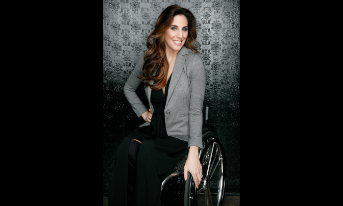 "Mia Schaikewitz joined the dance company Infinite Flow and starred in the hit TV show ""Push Girls"" after becoming paralyzed in 1993. (Courtesy Mia Schaikewitz)"