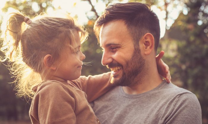 Many fathers prioritize providing for their family over their physical health, an unnecessary trade off that comes with consequences. (Liderina/Shutterstock)