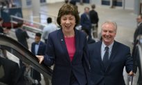 Collins Casts 7,000th Straight Vote as Re-election Race Looms