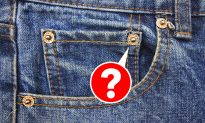 This Is Why Jeans Have Tiny Metal Studs Around Pockets, It's Not What You Think