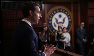 Senator Hawley Introduces Act to Stop Foreign Espionage