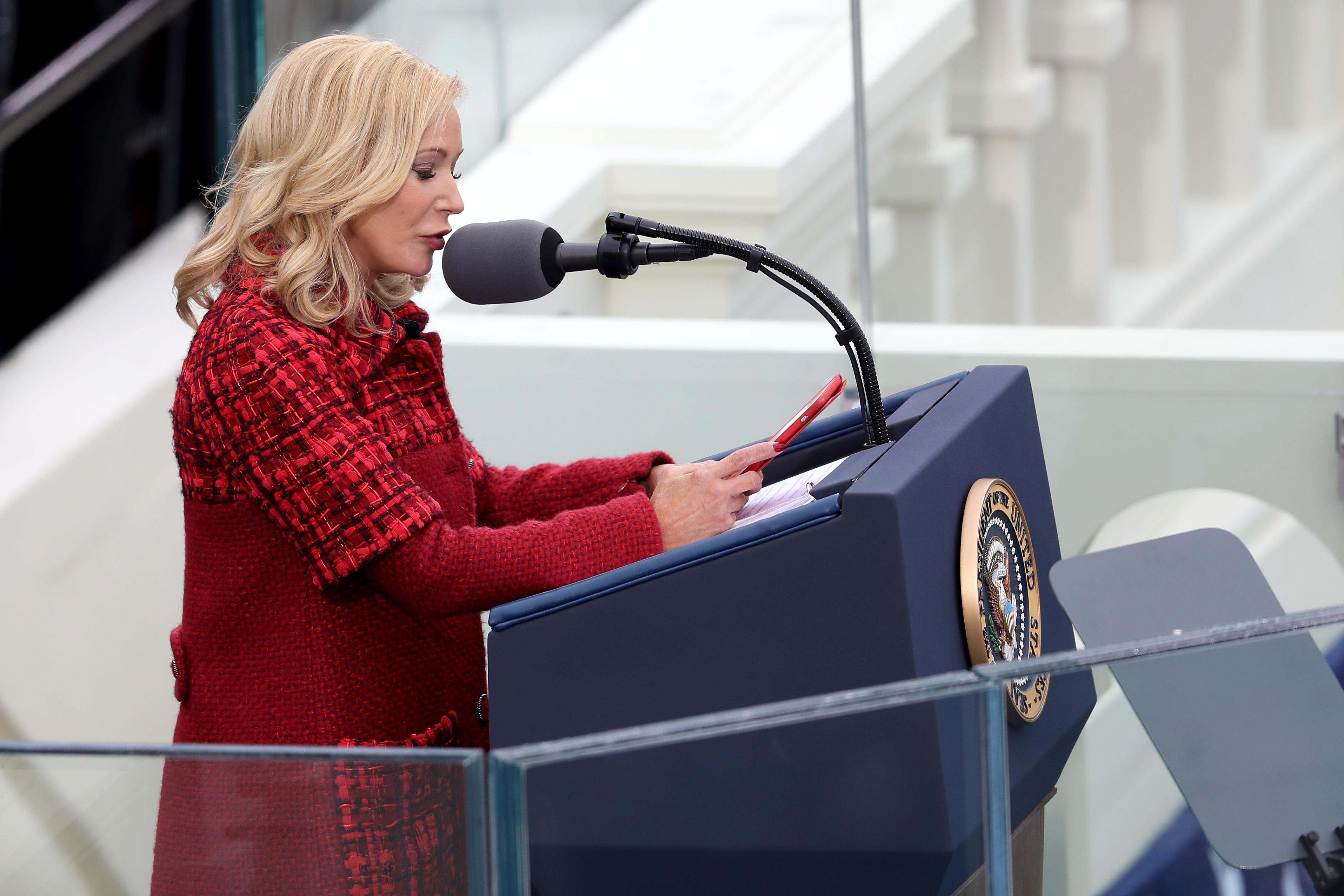 Paula White-Cain: Donald Trump's Spiritual Advisor on Faith, Policy, and the President