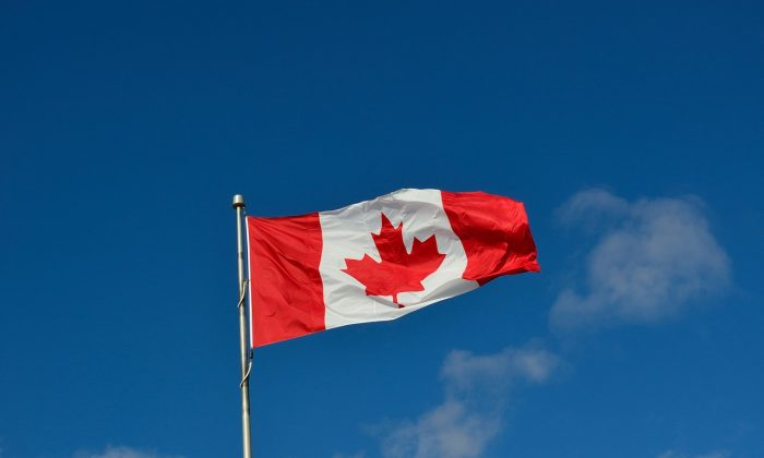 A stock photo of Canadian flag. (Pixabay)