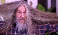 'Creepy Old Guy' Fed Up of Long Hair Gets Makeover, He Can't Even Recognize Himself