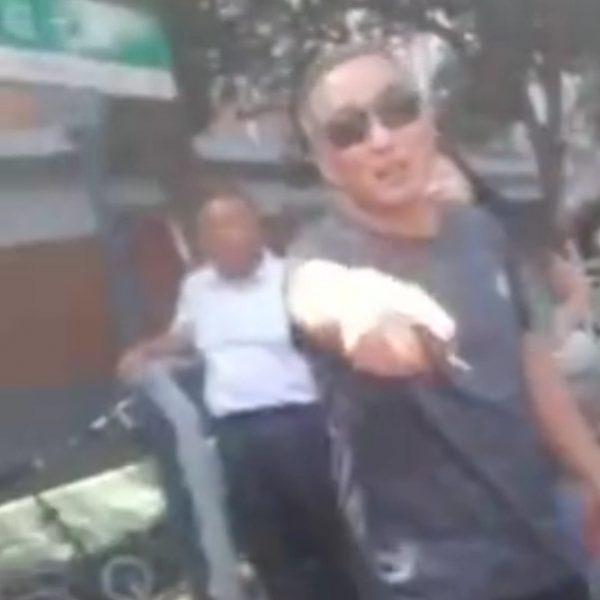 Student defend driver