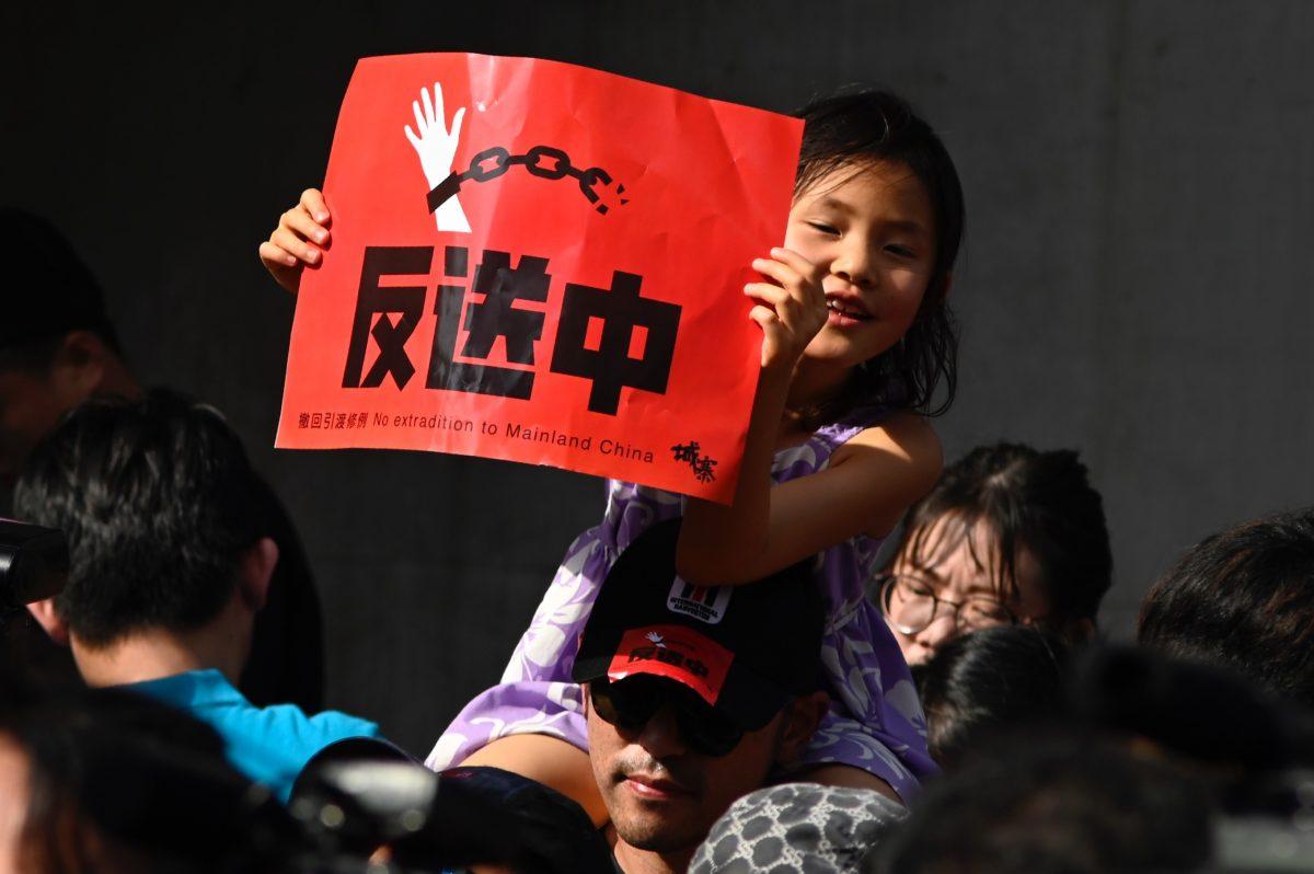 TAIWAN-HONG KONG-CHINA-POLITICS-CRIME